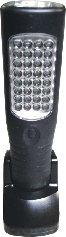12V / 230V Rechargeable LED Work Light With Rubber Finish 13000CBM - 15000CBM