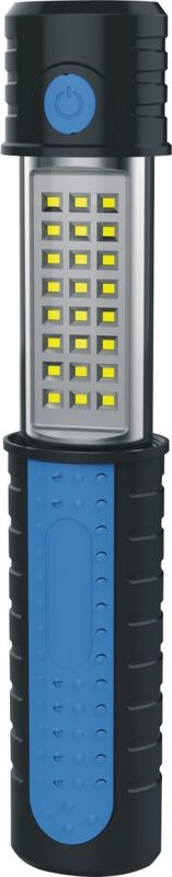 High Power Blue Rechargeable Automotive Work Light With AC / DC Adaptor